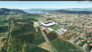 Wörthersee Stadium – Klagenfurt, Austria V0.1 for Microsoft Flight Simulator 2020