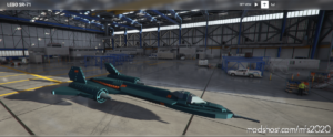 SR-71 Aircraft for Microsoft Flight Simulator 2020