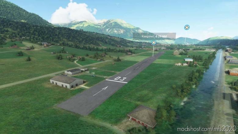 Lspg Kaegiswil for Microsoft Flight Simulator 2020