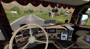 Scania Custom Interior [1.38] for Euro Truck Simulator 2