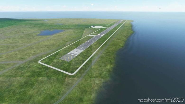 [Rork] Kitadaito Airport – Japan for Microsoft Flight Simulator 2020