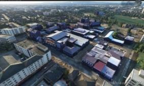 Barrowlands Ballroom And Barras Market, Glasgow for Microsoft Flight Simulator 2020