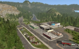 Bellingham Heights Improvements V4.0 [1.38] for American Truck Simulator