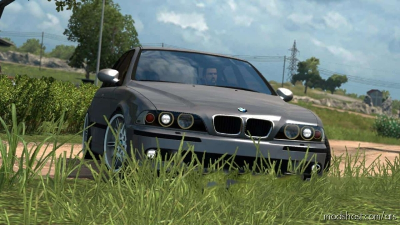 BMW M5 E39 V1.2 for American Truck Simulator