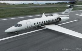 Cessna Longitude Alternate Color Stripes (8 Colors) for Microsoft Flight Simulator 2020