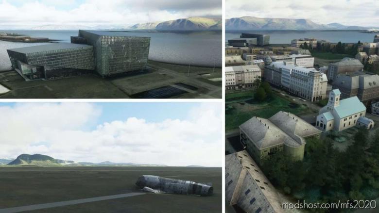 Iceland Overhaul V1.5 for Microsoft Flight Simulator 2020