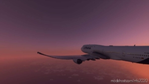 Lufthansa NEW Livery 747-8I (8K) for Microsoft Flight Simulator 2020