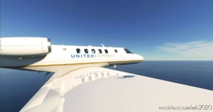 CJ4 United Express for Microsoft Flight Simulator 2020