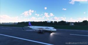 A320 Jetblue Barcode for Microsoft Flight Simulator 2020
