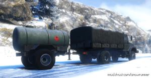 Poghrims Trailer Pack V for SnowRunner