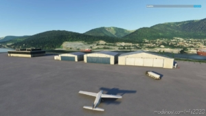 Ketchikan Aiport – Alaska for Microsoft Flight Simulator 2020