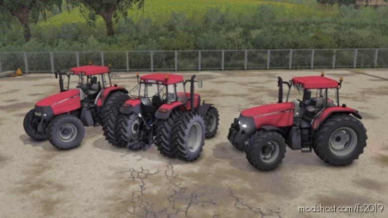 Case MX 150 for Farming Simulator 19