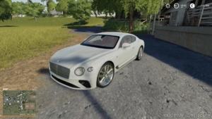 Bentley GT Black Edition for Farming Simulator 19