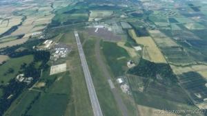Newcastle International Airport (Egnt) (WIP) for Microsoft Flight Simulator 2020