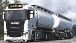 Feldbinder KIP Rigid Addon For Tandem Addon [1.38] for Euro Truck Simulator 2