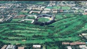 Wonderers Stadium for Microsoft Flight Simulator 2020