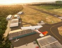 Kulmbach Airfield – Edqk for Microsoft Flight Simulator 2020