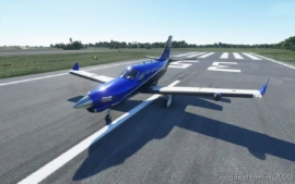Daher TBM 930 Metallic Paint (6 Colors) for Microsoft Flight Simulator 2020