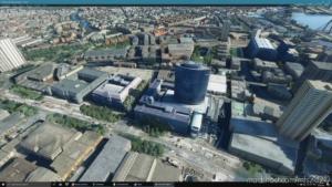 Rotterdam World Trade Centre for Microsoft Flight Simulator 2020