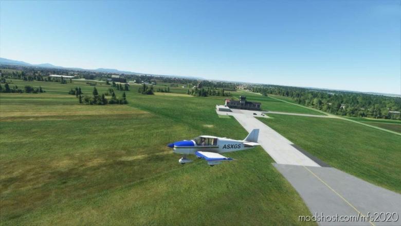 [Ldva] Varazdin Airport for Microsoft Flight Simulator 2020