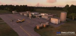 Yghb Cape Schanck Airport (Fictional) for Microsoft Flight Simulator 2020