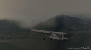 Above Alaska Aviation Savage CUB (Edit Of Krasniye Livery) for Microsoft Flight Simulator 2020