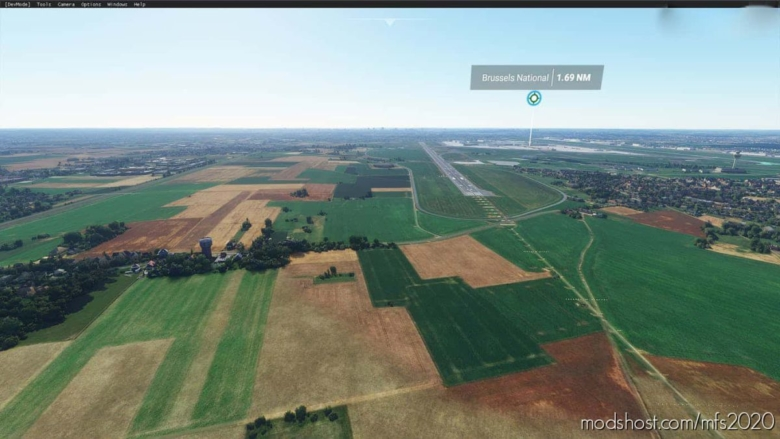 Watertoren Steenokkerzeel for Microsoft Flight Simulator 2020