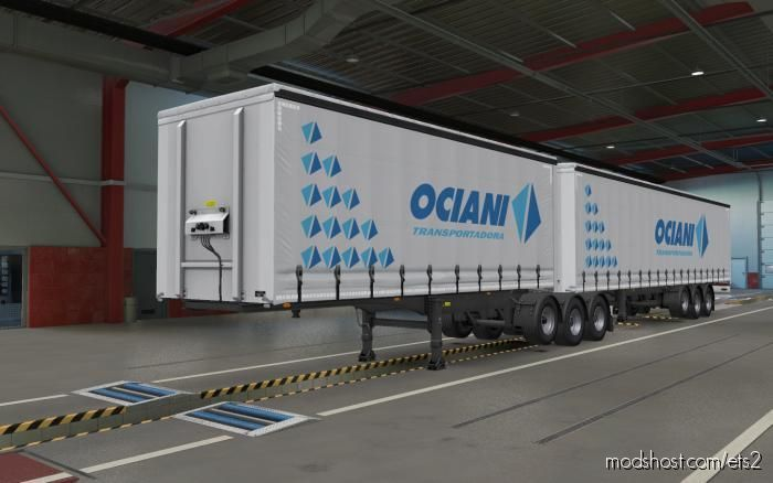 Skin Ociani For SCS Trailers for Euro Truck Simulator 2