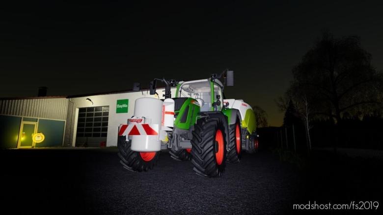 Feumotech Alligator 130 for Farming Simulator 19