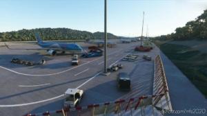 Skiathos International Airport (Lgsk) for Microsoft Flight Simulator 2020