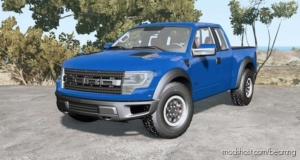Ford F-150 SVT Raptor Supercab 2013 for BeamNG.drive