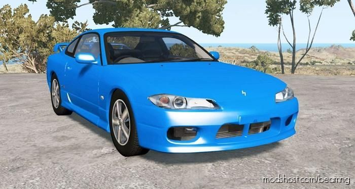 Nissan Silvia Spec-R Aero (GF-S15) 1999 V1.1 for BeamNG.drive