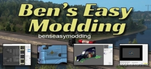 Bens Easy Modding [1.38] for Euro Truck Simulator 2
