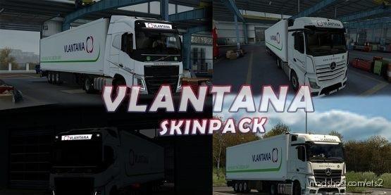 Vlantana Skin Pack for Euro Truck Simulator 2
