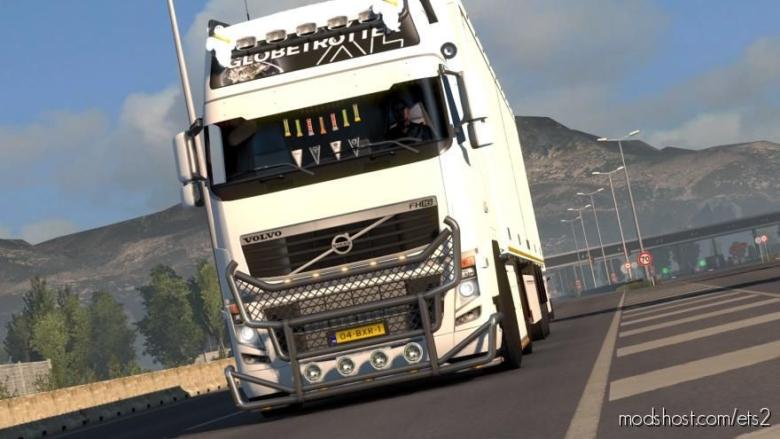 Physics Improwed Reload V1.7.5 for Euro Truck Simulator 2