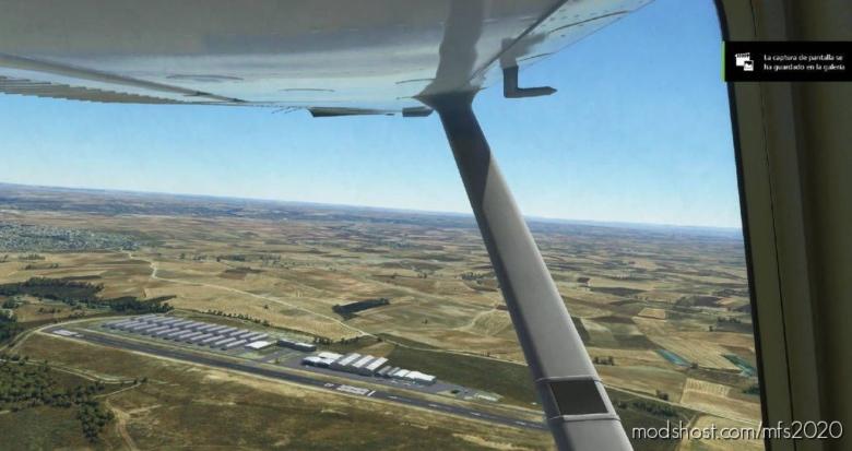 Lemt Casarrubios Missing Hangars for Microsoft Flight Simulator 2020