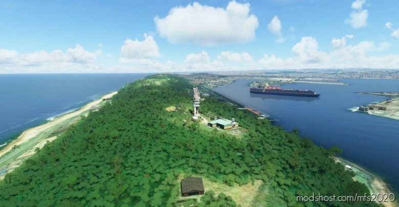Millenniumtower Durban for Microsoft Flight Simulator 2020
