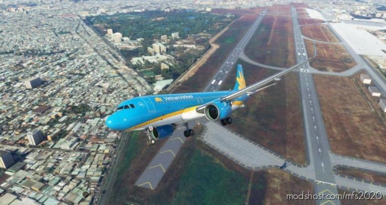 Vietnam Airlines for Microsoft Flight Simulator 2020