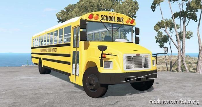 Freightliner FS-65 School BUS V1.1 for BeamNG.drive