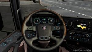 Dashboard Light Scania S&R (Blue) for Euro Truck Simulator 2