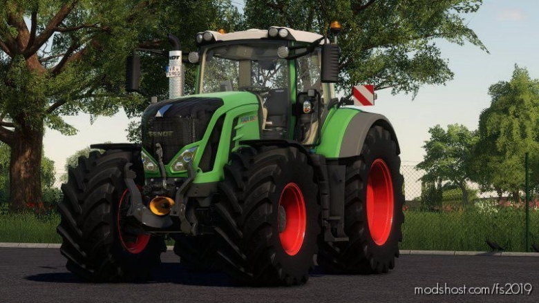 Fendt Vario 900 for Farming Simulator 19