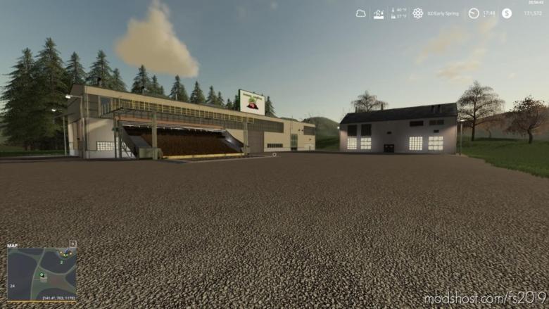 FFG Chris V2.0 for Farming Simulator 19