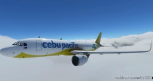 Cebu Pacific 8K for Microsoft Flight Simulator 2020