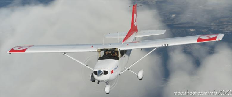 Turkish Airlines Flight Academy For C172 for Microsoft Flight Simulator 2020