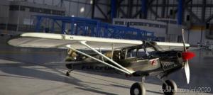 Xcub Silver for Microsoft Flight Simulator 2020