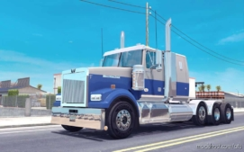 Western Star 4900FA Truck V2.0.5 for American Truck Simulator