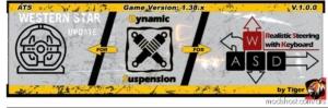 Dynamic Suspension for American Truck Simulator
