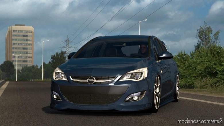 Opel Astra J V1R40 [1.38] for Euro Truck Simulator 2