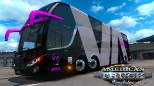 Comil Invictus BUS [1.38] for American Truck Simulator