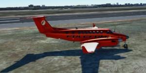 Fulcrum King AIR Copper for Microsoft Flight Simulator 2020